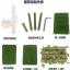 ต้นไม้แมวสูงติดเพดาน สนามหญ้าสีเขียวสดใสมีเถาวัลย์เป็นธรรมชาติเหมือนจริง สำหรับปีนออกกำลังกายและนอนพักผ่อน สูง 230-282 CM thumbnail 8
