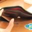 กระเป๋าสตางค์ผู้ชาย MS183 [สีกรมท่า ด้านในน้ำตาล] thumbnail 5
