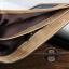 กระเป๋าสตางค์ผู้ชาย SH001 [สีน้ำตาล มีซิป] thumbnail 4