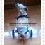 รถเข็นสำหรับสัตว์พิการ วีลแชร์หมา วีลแชร์แมว วีลแชร์สำหรับสัตว์เลี้ยงอายุมาก ขนาดเล็ก 2-4Kg 4-9Kg แบบ 2 ล้อ สำหรับขาหลัง thumbnail 14