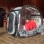 กระเป๋าสะพายสำหรับใส่สัตว์เลี้ยงเวลาเดินทางแบบโปร่งใส thumbnail 18