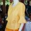 เสื้อผ้าฝ้ายสุโขทัย ปักมุก ไซส์ L thumbnail 2