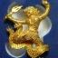 หนุมานพิชัยสงคราม หลวงปู่คำบุ วัดกุดชมภู จ.อุบลราชธานี ปี 2554 เนื้อทองเหลือง thumbnail 2