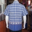 เสื้อเชิ้ตผ้าฝ้ายทอลายช้าง ไม่อัดผ้ากาว ไซส์ M thumbnail 2