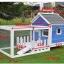 บ้านส่วนตัวของสัตว์เลี้ยงlสำเร็จรูป ชั้นเดียว มีระเบียงและบริเวณส่วนหน้าบ้าน thumbnail 5