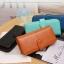 กระเป๋าสตางค์ Beauty Wallet [แบบพับครึ่งปิดกระดุม+มีซิป] thumbnail 1