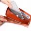 กระเป๋าสตางค์ใส่โทรศัพท์ LING XIN [แบบซิปปิด 2 ด้าน] thumbnail 6