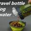 กระบอกใส่อาหารใส่น้ำสัตว์เลี้ยงแบบพกพาพร้อมภาชนะ thumbnail 3