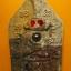 พระขุนแผนหลังงั่งตาแดง หลวงปู่คีย์ วัดศรีลำยอง จ.สุรินทร์ รุ่น มั่งมีเงินทอง ปี 2549 เนื้อผงรวมมวลสารก้นครก thumbnail 2