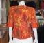 เสื้อผ้าฝ้ายบาติก ไซส์ M thumbnail 3