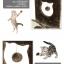 MU0121 คอนโดแมว ต้นไม้แมว ของเล่นแขวน ช่องอุโมงค์ สะพานฝนเล็บ สูง 40 cm thumbnail 2