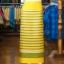 ผ้าซิ่นศิลามณี สีเหลืองสลับเขียว thumbnail 1