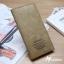 กระเป๋าสตางค์หนังใบยาว GeTeNui คละสี thumbnail 7