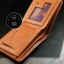 กระเป๋าสตางค์ผู้ชาย WF-001 [สีน้ำตาล] thumbnail 2