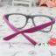 แว่นตาแฟชั่นเกาหลี เทาโรส (ไม่มีเลนส์) thumbnail 5