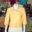 เสื้อผ้าฝ้ายสุโขทัย แต่งเดินไหม ไซส์ 2XL thumbnail 1