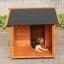 บ้านส่วนตัวสุนัขสำเร็จรูป Dog House King Golden Kennel thumbnail 1