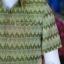 เสื้อสูทผ้าฝ้ายลายมัดหมี่สุโขทัย ไซส์ M thumbnail 4