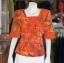 เสื้อผ้าฝ้ายบาติก ไซส์ M thumbnail 1