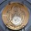 เหรียญในหลวง ร.๙ Faude Huguenin (ฮูกานิน) ที่ระลึกสร้างพระมหาธาตุเจดีย์ภักดีประกาศ และฉลองสิริราชสมบัติ ครบ50 ปี เนื้อบอรนซ์สวิส งดงามดั่งทองค่ำ thumbnail 5