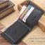 กระเป๋าสตางค์ผู้ชาย MS210 สีดำ thumbnail 4