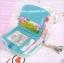 กระเป๋าสตางค์ MOXY wallet [แบบพับปิดกระดุม+มีซิปรอบ] thumbnail 2