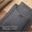 กระเป๋าสตางค์ผู้ชาย MS210 สีดำ thumbnail 8