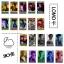 การ์ด LOMO 20รูป+ไม้หนีบ EXO THE WAR thumbnail 1