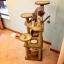 คอนโดแมว ต้นไม้แมว ของเล่นแขวน กระบะนอนพัก สูง 128 cm thumbnail 7