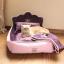 เตียงนอนสัตว์เลี้ยง ที่นอนหมาแมว นอนสบายไม่ร้อน ฐานเตียงมีปุ่มกันลื่น thumbnail 12