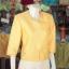 เสื้อผ้าฝ้ายสุโขทัย แต่งเดินไหม ไซส์ 2XL thumbnail 2