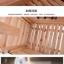 บ้านไม้หมาน้อยยกพื้น บ้านส่วนตัวของหมาน้อยขนาดกระทัดรัด สีน้ำตาลธรรมชาติ thumbnail 9
