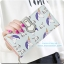 Triple Folding Wallet ใบยาว [แบบพับครึ่ง+มีซิปแยก] thumbnail 10