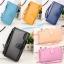 B-Smart wallet [แบบพับปิดกระดุม+มีซิปแยก] thumbnail 9