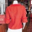 เสื้อผ้าฝ้ายสุโขทัยแต่งระบายผ้าแก้ว ไซส์ S thumbnail 3