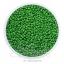ลูกปัดเม็ดทราย 12/0 โทนด้าน สีเขียวเข้ม (100 กรัม) thumbnail 1