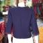 เสื้อผ้าฝ้ายสุโขทัย แต่งเดินไหม ไซส์ L thumbnail 3