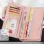 Triple Folding Wallet ใบยาว [แบบพับครึ่ง+มีซิปแยก] thumbnail 3