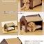 MU0022 เตียงนอนแมว ที่นอนแมว ห้องนอนแมว นำเข้าจากญี่ปุ่น thumbnail 4