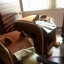 บ้านที่นอนสัตว์เลี้ยง อบอุ่นและนอนสบาย สีน้ำตาล มี 2 ไซส์ thumbnail 14