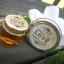 ไอเดียสำหรับการพิมพ์ สติ๊กเกอร์ฉลากสินค้า // สไตล์การออกแบบ ดีไซน์แบบวินเทจ ฉลากไว้ใช้สำหรับ แปะกับกระปุกน้ำผึ้ง thumbnail 1