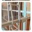 กรงสัตว์เลี้ยงกรงแมวขนาดใหญ่ ประตูกว้าง เปิดได้ทุกชั้น สูง 162CM thumbnail 3