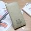กระเป๋าสตางค์หนังใบยาว GeTeNui คละสี thumbnail 6