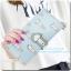 Triple Folding Wallet ใบยาว [แบบพับครึ่ง+มีซิปแยก] thumbnail 2