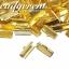 บานพับ 16มม. สีทอง (50 ชิ้น) thumbnail 1