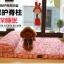 ที่นอนมีหมอนสำหรับสุนัขพันธุ์ใหญ่ มีหลายสี สามารถถอดซักได้ thumbnail 4