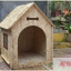 บ้านสุนัข สำหรับสัตว์เลี้ยงไซส์ใหญ่ ตั้งไว้กลางแจ้งได้ ระบายอากาศปลอดโปร่ง กันแดดกันฝน เป็นพื้นที่ส่วนตัวให้เจ้าตัวน้อยอย่างเป็นสัดส่วนค่ะ thumbnail 5