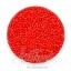 ลูกปัดเม็ดทราย 12/0 โทนด้าน สีแดง (100 กรัม) thumbnail 1