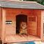 บ้านส่วนตัวสุนัขสำเร็จรูป Dog House King Golden Kennel thumbnail 20