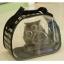 กระเป๋าสะพายสำหรับใส่สัตว์เลี้ยงเวลาเดินทางแบบโปร่งใส thumbnail 5